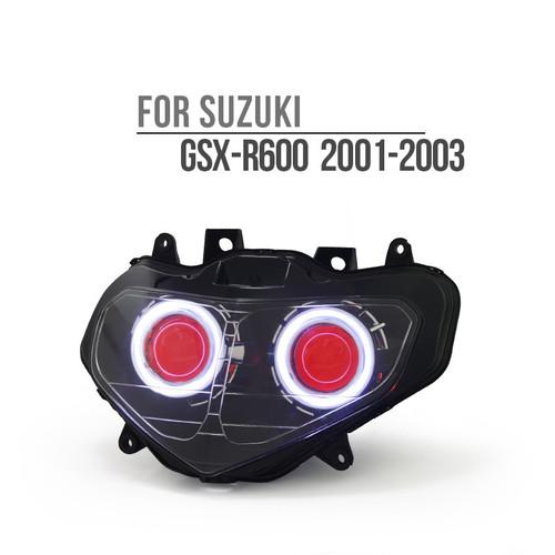 2001 2002 2003 Suzuki GSXR600  headlight