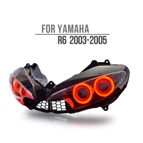 2003 yamaha r6 headlight