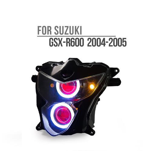 2004 2005 Suzuki GSXR600 headlight