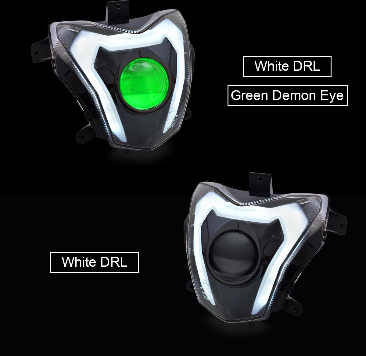 2017 Benelli BN600i BJ600GS Full LED headlight