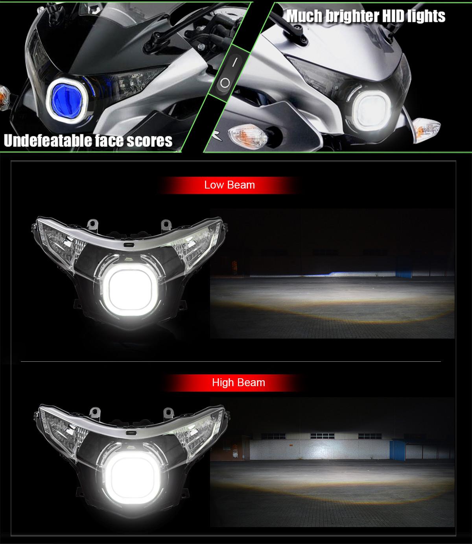 Honda Cbr250r Led Headlight 2011 2016 2012 Cbr250ra Wiring Diagram