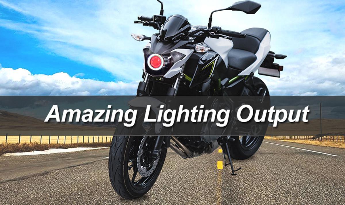 2017+ kawasaki Z650 headlight