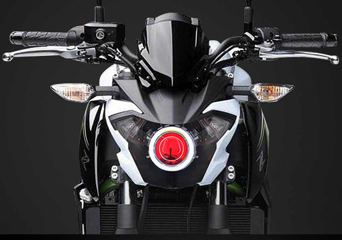 2017+ Z650 headlight
