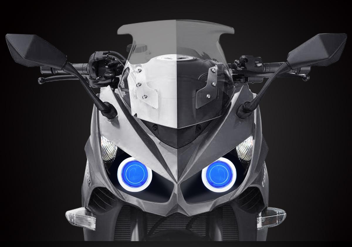 kawasaki Z1000SX headlight 2011-2016