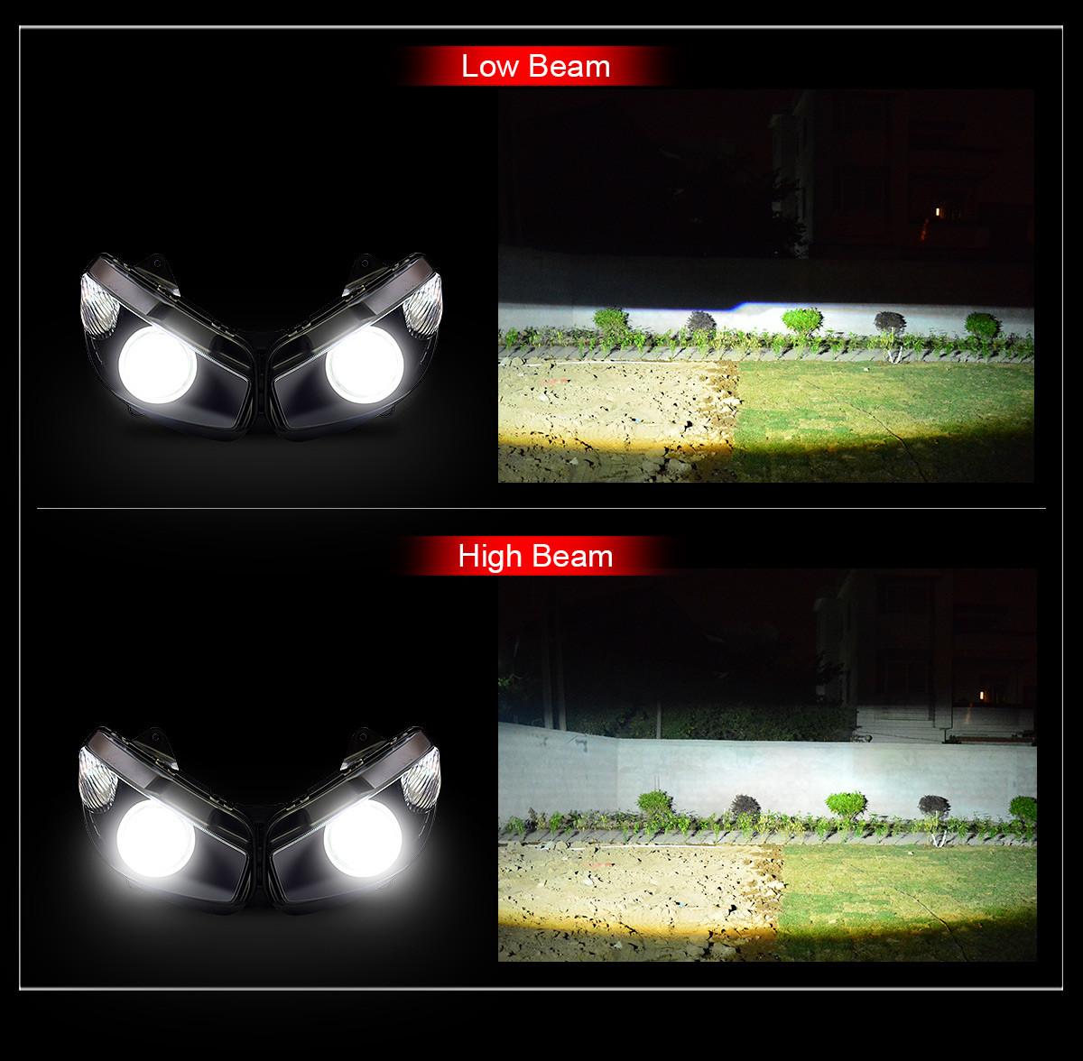 2016 kawasaki Ninja1000 headlight