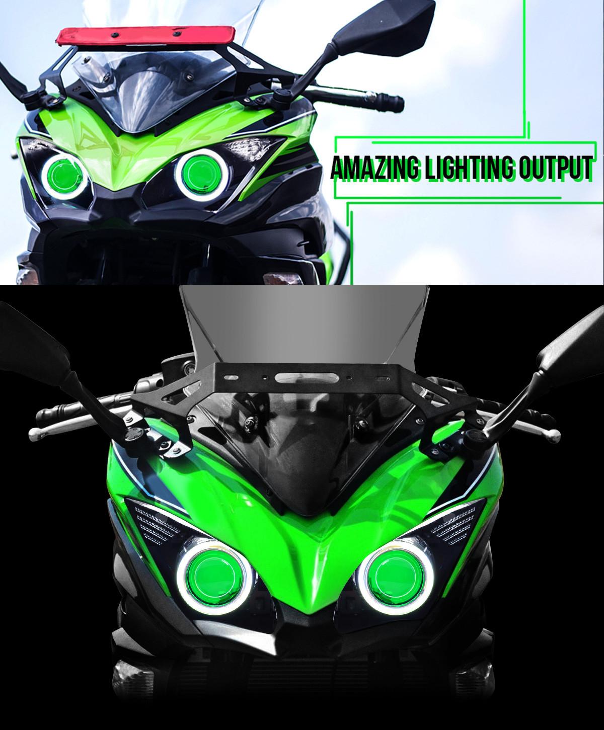 2017+ kawasaki Ninja650 headlight