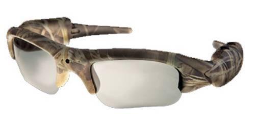 Hunters Specialties I-Kam Xtreme 3.0 Mega Pixel Video Recording Sunglasses Realtree AP Camo Frame 50028
