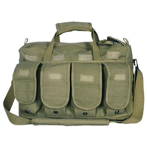 Fox Outdoor Products OD Green Mega Shooter / Caller Gear Bag Carry Case FOXPRO Prairie Blaster CS24 Krakatoa 42625