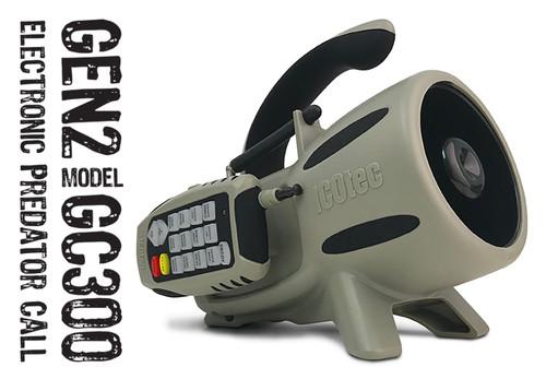 ICOtec GC300 GEN 2 Electronic Predator Call
