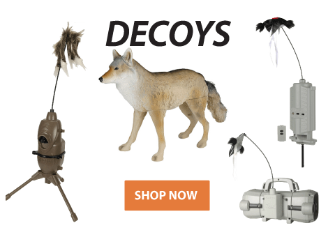 Click to See Our Selection of Decoys!