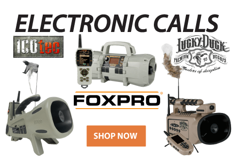 Click to See Our Selection of Electronic Calls!