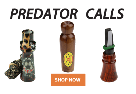 Click to See Our Selection of Predator Calls!