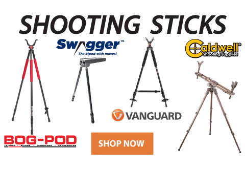 Click to See Our Selection of Shooting Sticks!