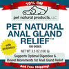 Pet Natural Anal Gland Relief™  -100 Doses 10% off and Free Shipping
