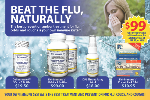 Winter Flu Special