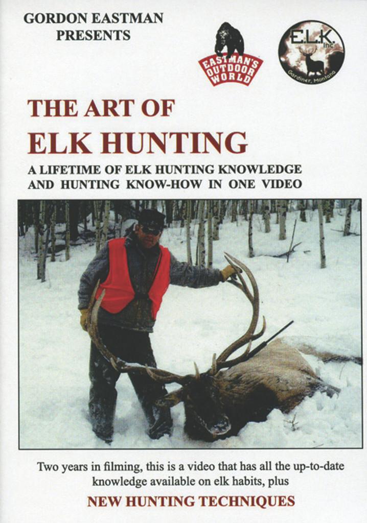 THE ART OF ELK HUNTING DVD
