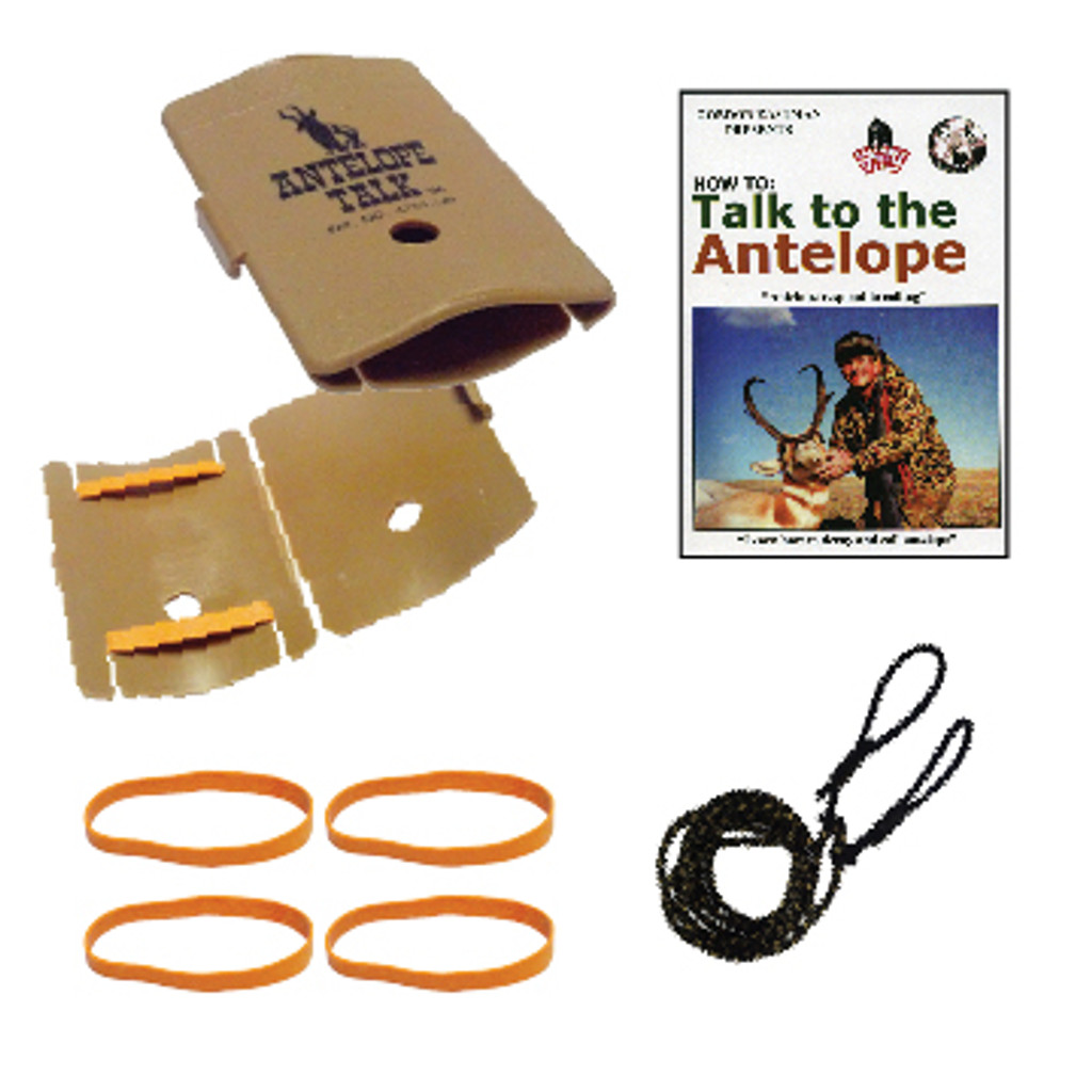 *ANTELOPE TALK W/ DVD PACKAGE SPECIAL