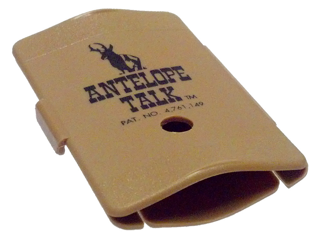 ANTELOPE TALK CALL