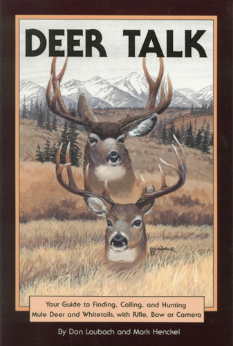 DEER TALK BOOK
