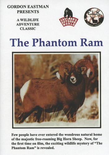 THE PHANTOM RAM DVD