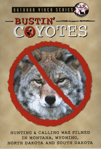 BUSTIN' COYOTES DVD