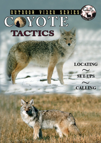 COYOTE TACTICS DVD
