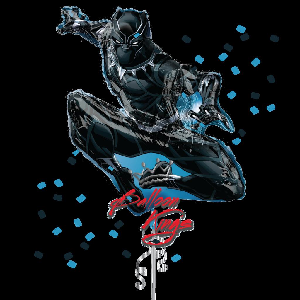 Black Panther Shape
