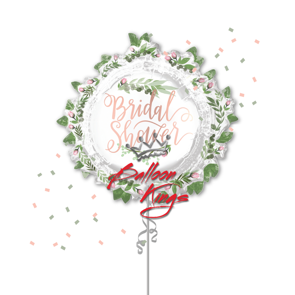 Love & Leaves Bridal Shower