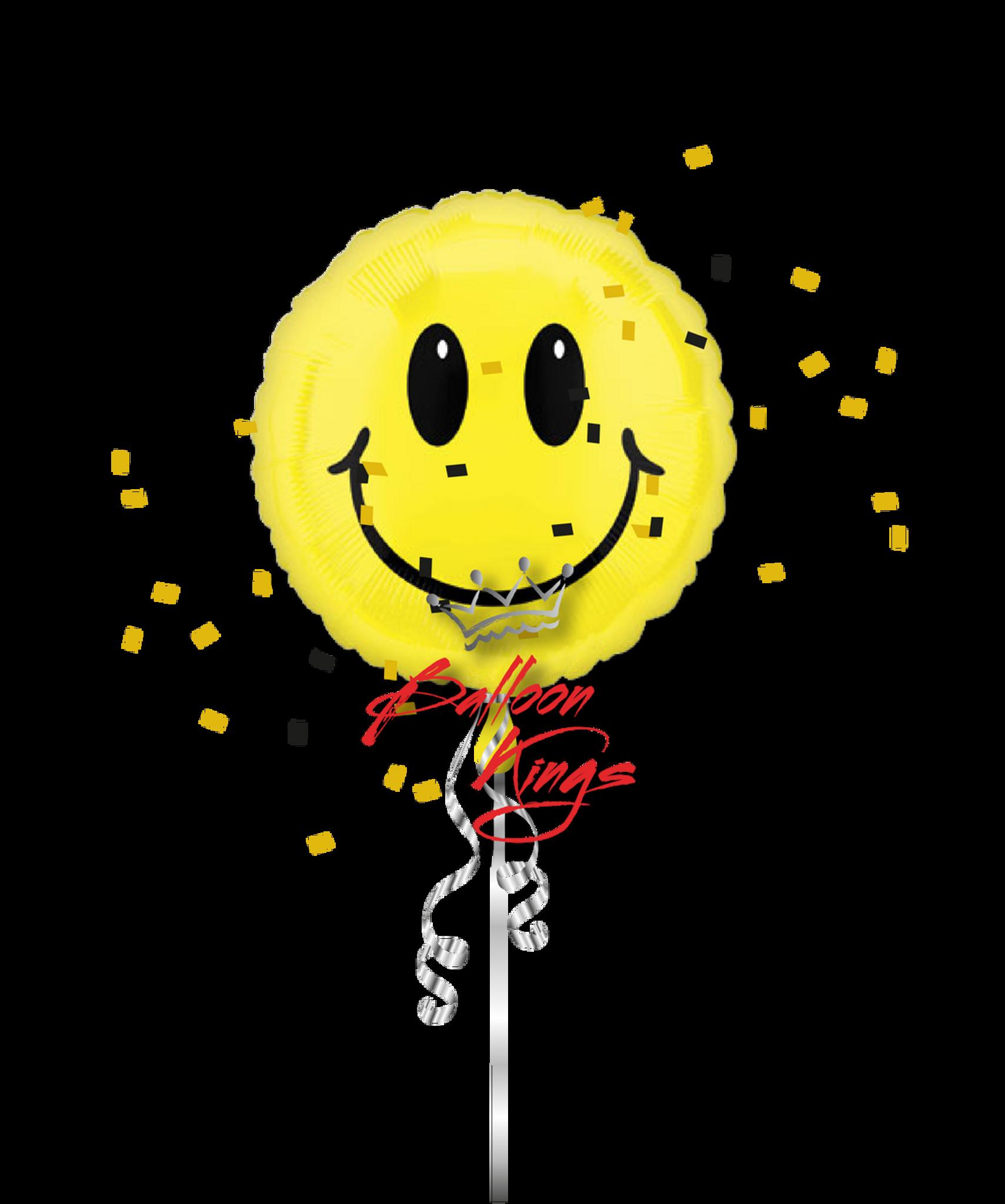 Smiley face d balloon kings smiley face d izmirmasajfo