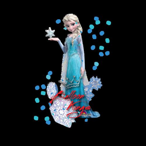 Elsa Frozen Airwalker