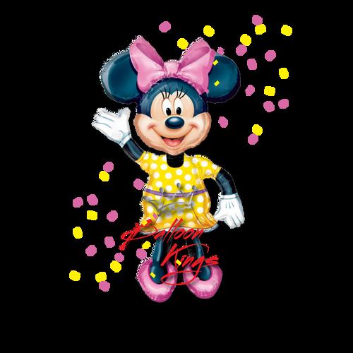 Minnie Mouse Airwalker (D)