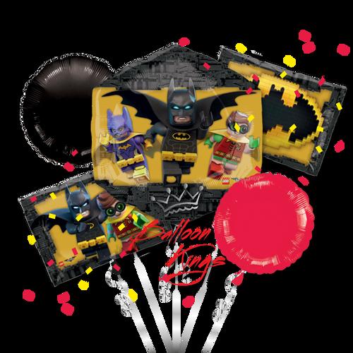 Batman Lego Bouquet