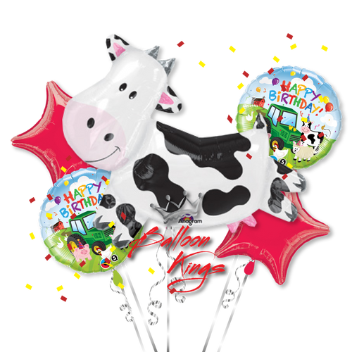 Cow Bouquet