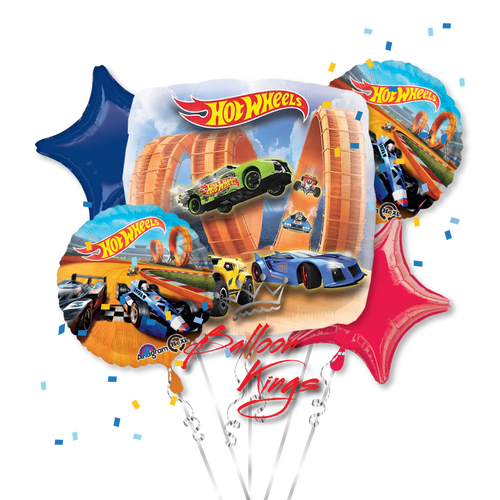 Hot Wheels Bouquet