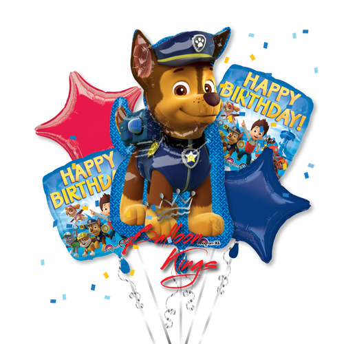 Paw Patrol Chase Bouquet