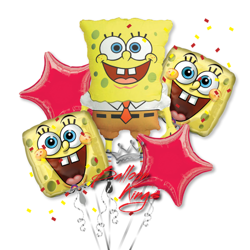 Spongebob Bouquet
