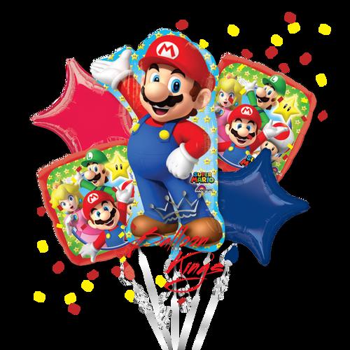 Super Mario Bros Bouquet