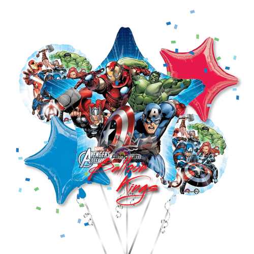 Avengers Animated Bouquet
