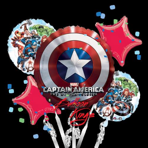 Avengers Shield Bouquet