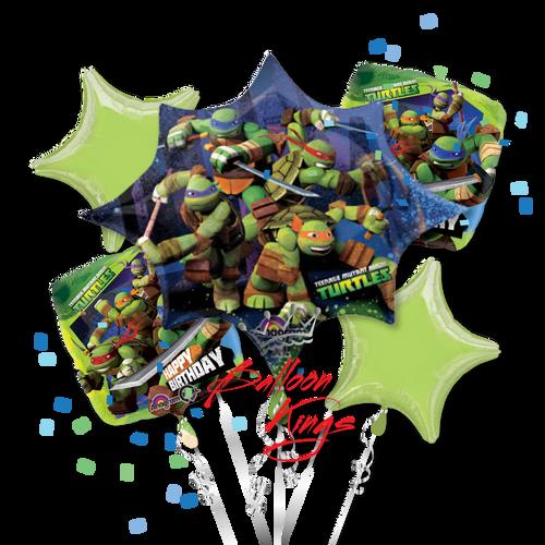 Ninja Turtles Bouquet