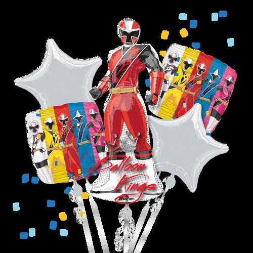Power Rangers Bouquet