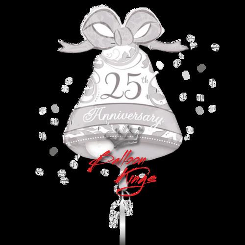 25th Anniversary Bell