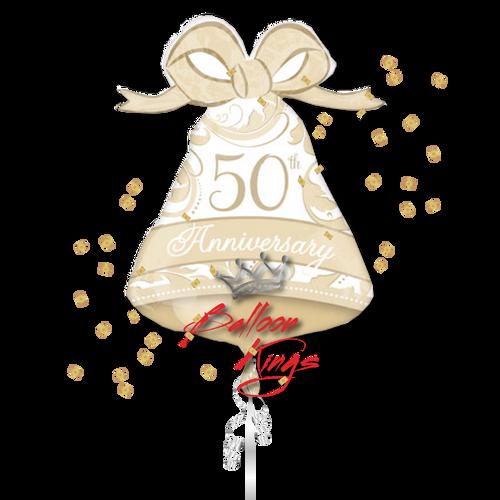 50th Anniversary Bell