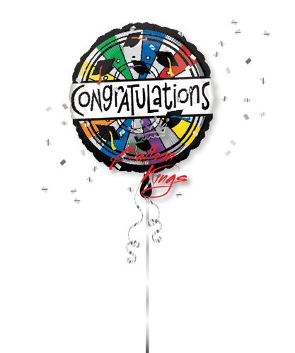 Congratulation Colors (D)