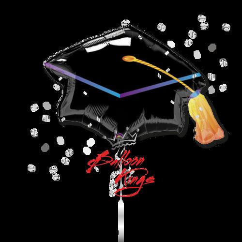 Grad Black Cap