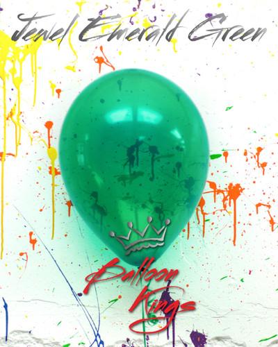 16in Jewel Emerald Green