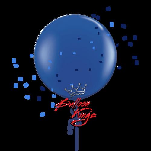 24in Jewel Sapphire Blue