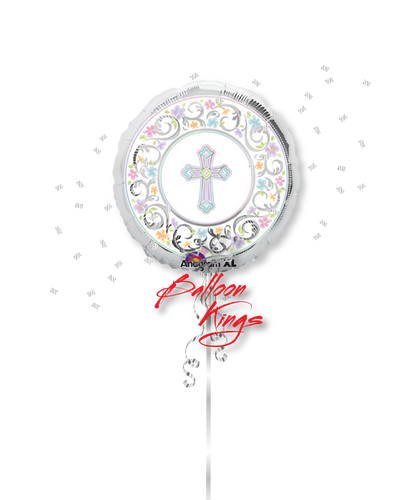 Religious Cross Blessed
