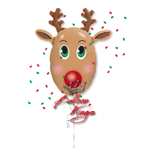Reindeer Red Nosed