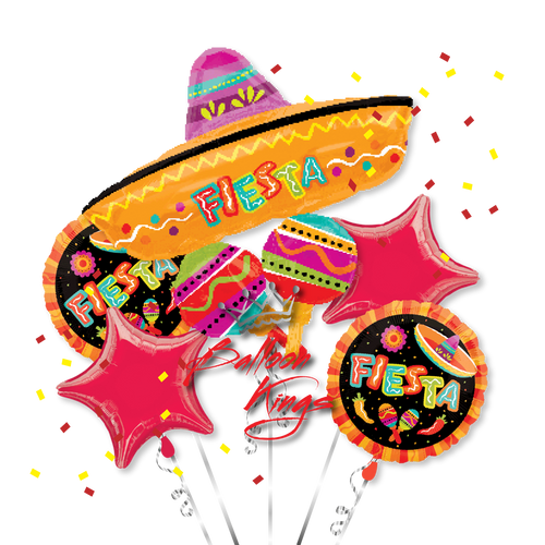 Fiesta Sombrero Fun Bouquet